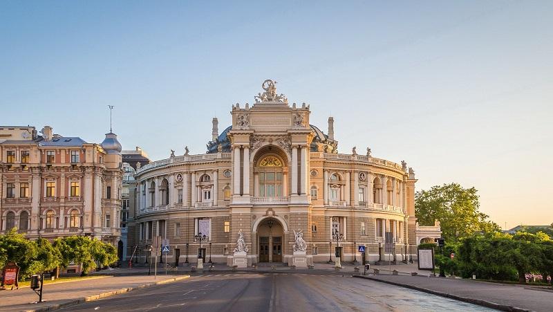 2 zile in regiunea Odessa